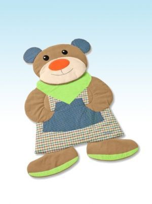 Bear Play Mat | Nursery Furniture | Baby Accessories Ireland | Cribs.ie