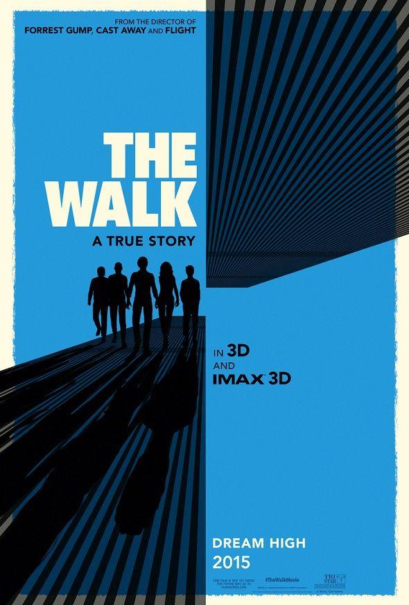 'The walk': Gordon-Levitt cruza entre las Torres Gemelas