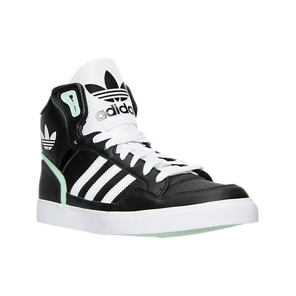 adidas shoes high tops green. adidas women\u0027s extaball casual shoes, black ($70) ❤ liked on polyvore featuring shoes. high top shoes tops green