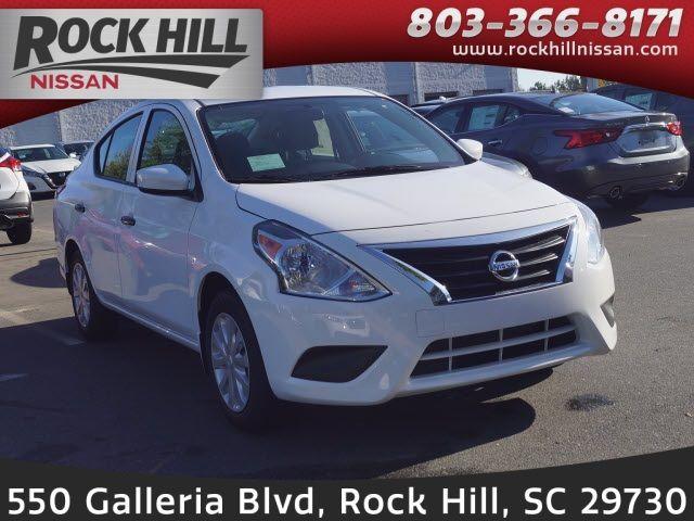 New 2019 Nissan Versa 1 6 S Plus 4d Sedan For Sale Only 14 571 Visit Rock Hill Nissan In Rock Hill Sc Serving Gastonia Char Nissan Versa Nissan New Nissan