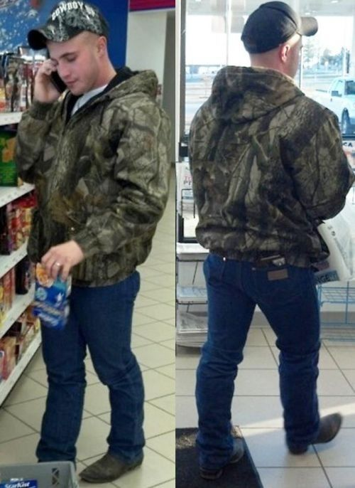 I want to meet a country boy