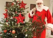 Weihnachten auf Usedom im Das Ahlbeck