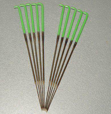 Understanding needle gauge.