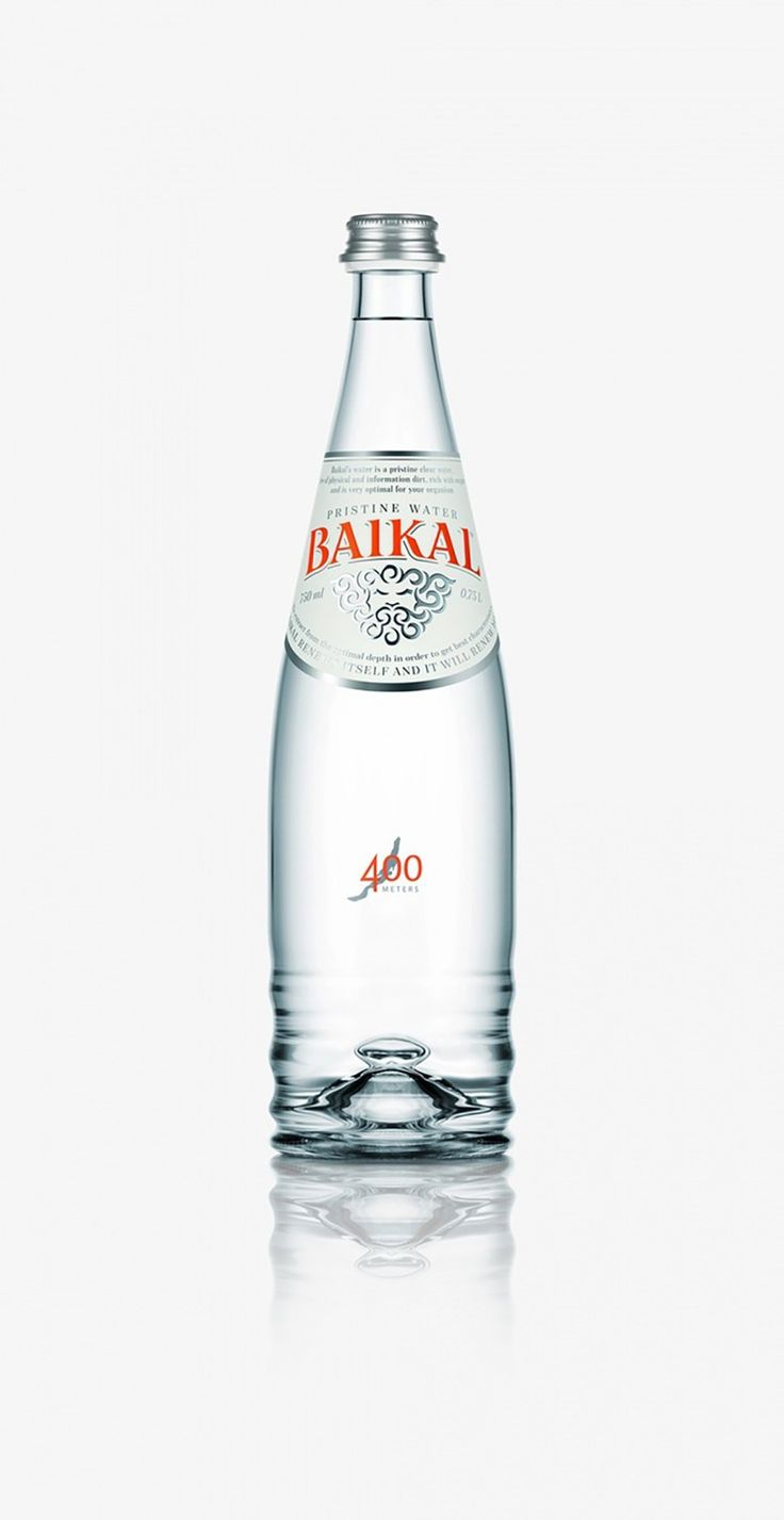 Tomatdesign - Baikal Water - World Packaging Design Society / 世界 包裝 設計 社會…