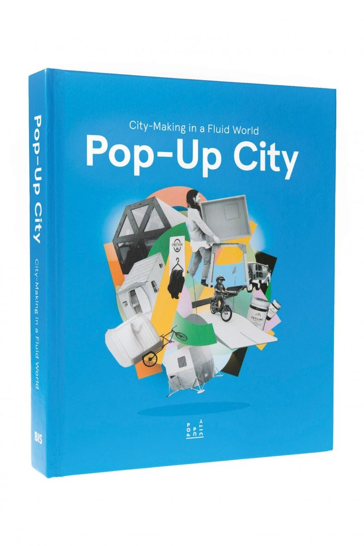 Our First Book, 'popup City: Citymaking In A Fluid