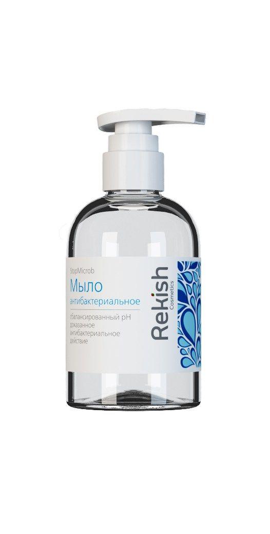 Мыло жидкое антибактериальное «StopMicrob»275 г. Сбалансированный рН. Доказанное антибактериальное действие. Действие обычного мыла обеспечивается, в основном, за счет механического смыв…