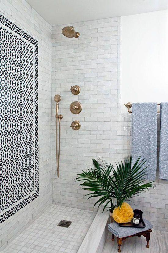 25 best Spa shower ideas on Pinterest Inspired shower style
