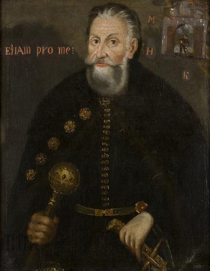 Portret hetmana Stanisława Żółkiewskiego (XVII ?)