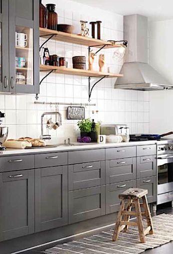 35 Besten Kök Bilder Auf Pinterest   Grau Küchen, Haus Und Zuhause