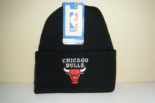 Chicago Bulls NEW Authentic Beanie toque knit hat by adidas. $26.49. Cuff fold and Embroidered BULLS logo. one size fits all. Made by NBA store...100% Acrylic. NEW with tags. great looking beanie