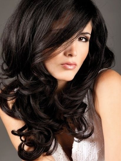 Long Hair Style. I want this look for my hair (I can only achieve this look with the help of A LOT of clip in extensions, but I am SEAUX gonna try to get it). #thecolor!! #thecurls!! #thelength!! :-) <3
