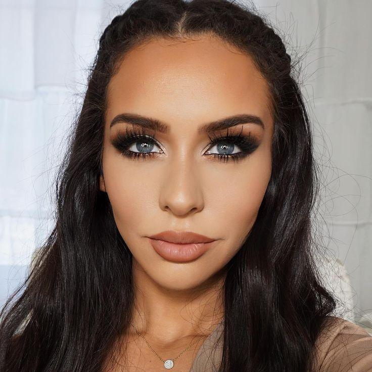 Maquillaje ideal de una chica en Instragram