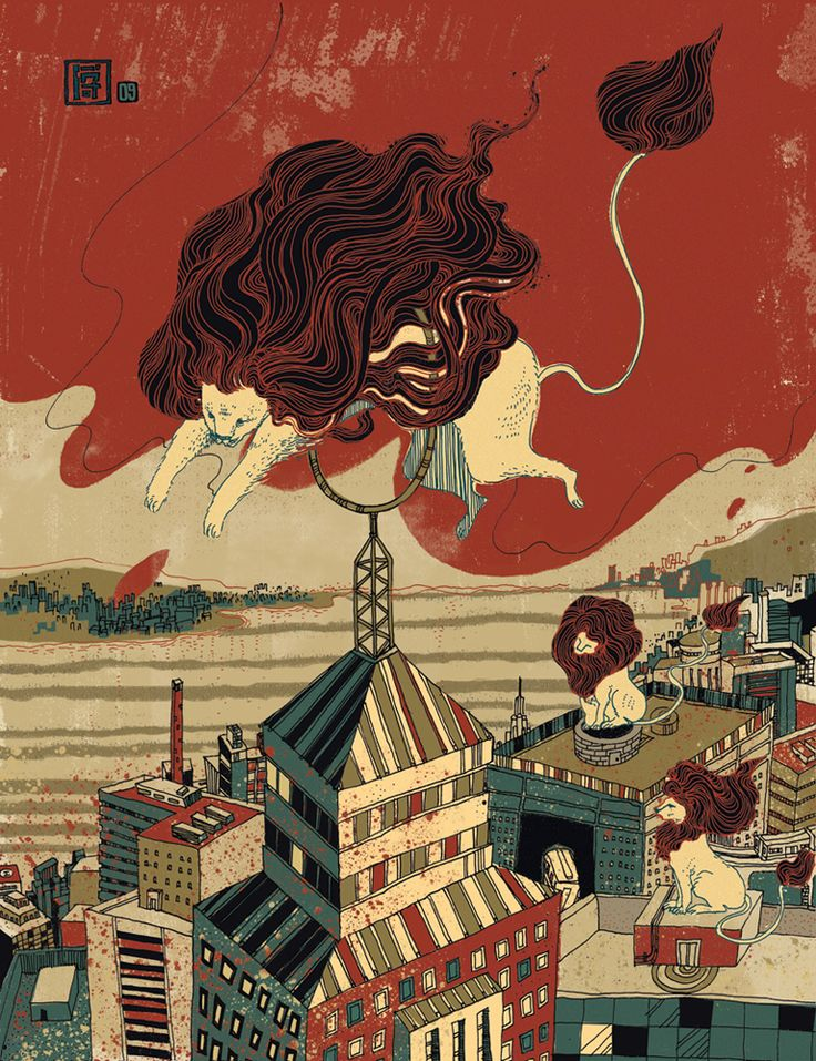 Victo Ngai - The New Standard