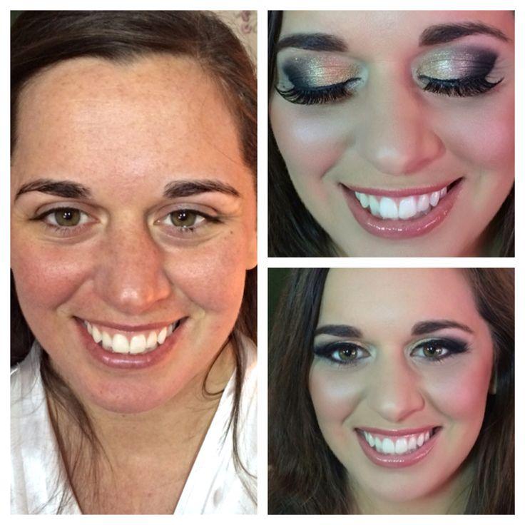 Wedding Bridal High Definition Airbrush Makeup By Ali Long Island And Hair