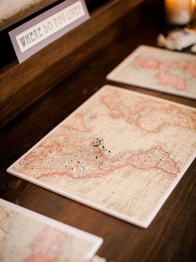 Interactive Wedding Activity And Guest Book Ideas