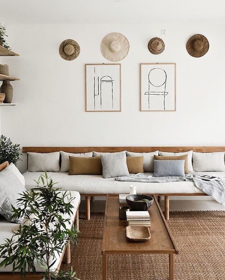 I Love This Light Sectional In This Mid Century Modern California