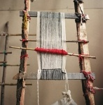 Traditional Mapuche Loom