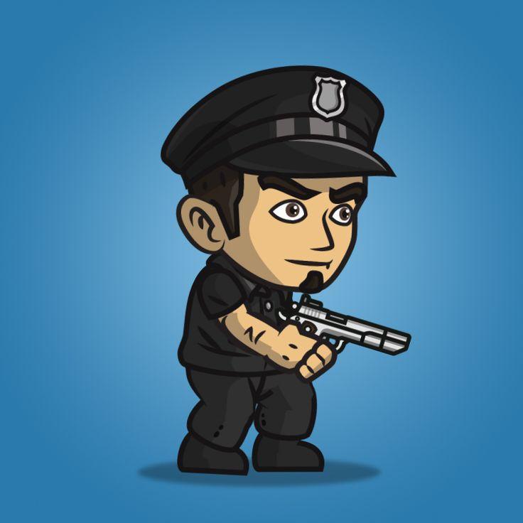 Policeman - Robert