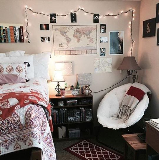 50 Cute Dorm Room Ideas That You Need To Copy Part 51