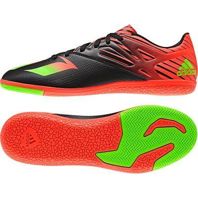 adidas Messi 15.3 Indoor Trainers Black, Black