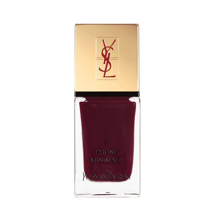 Beauty shopping inspirado en la pelicula Blancanieves: Laca de uñas de Yves Saint Laurent