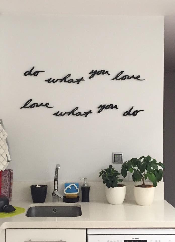 13 best decorar con letras images on pinterest for Letras decoracion metal
