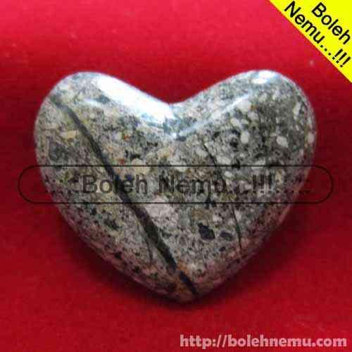 Batu Badar Perak Hijau