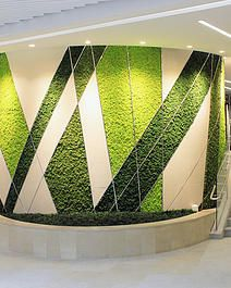 Scandia moss Gallery | Mosstile, Wall tile, Moss wall art, Artificial