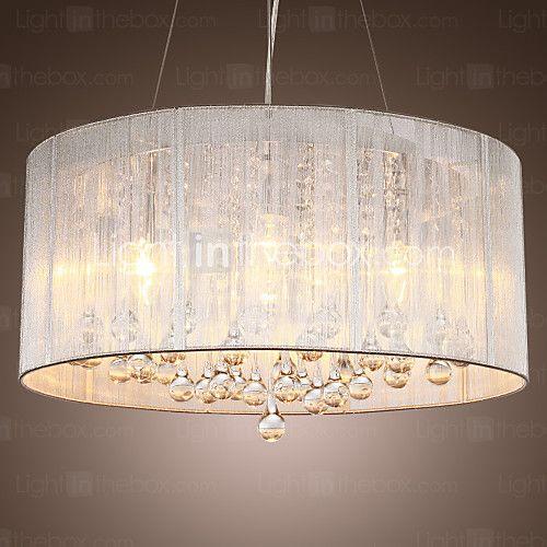 Más de 25 excelentes ideas populares sobre Luces Colgantes Tambor ...