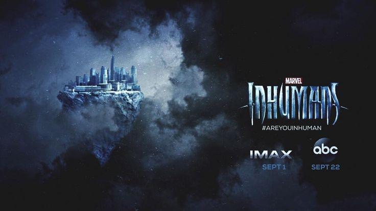 Nuevo póster de Inhumans