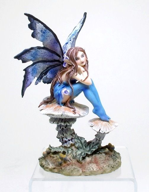 Nice Fairy Figurine by Amy Brown