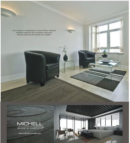 Carpets or rugs for residential or commercial use.
