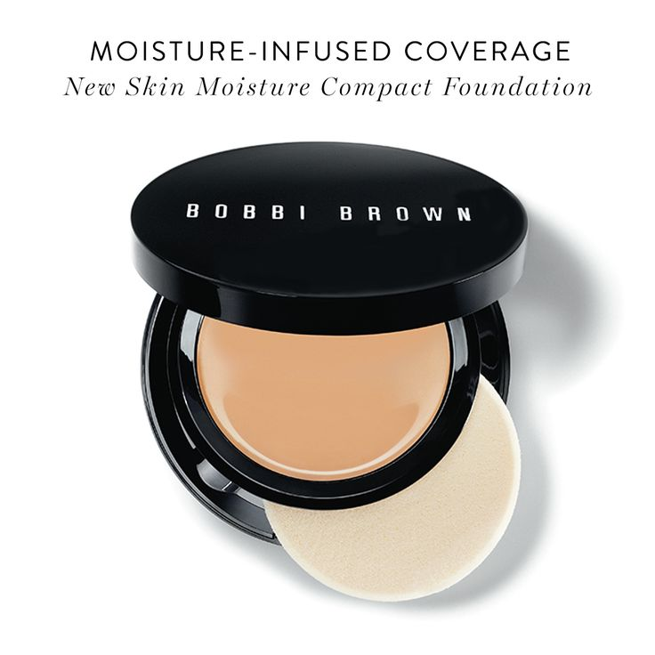 Introducing NEW Skin Moisture Compact Foundation.Consider it your instant glow on-the-go.