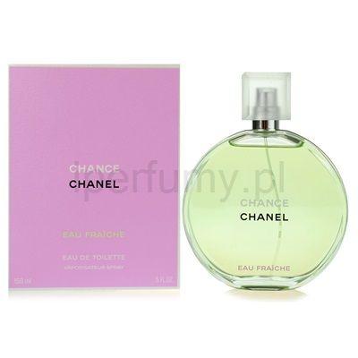 Chanel Chance Eau Fraiche woda toaletowa dla kobiet