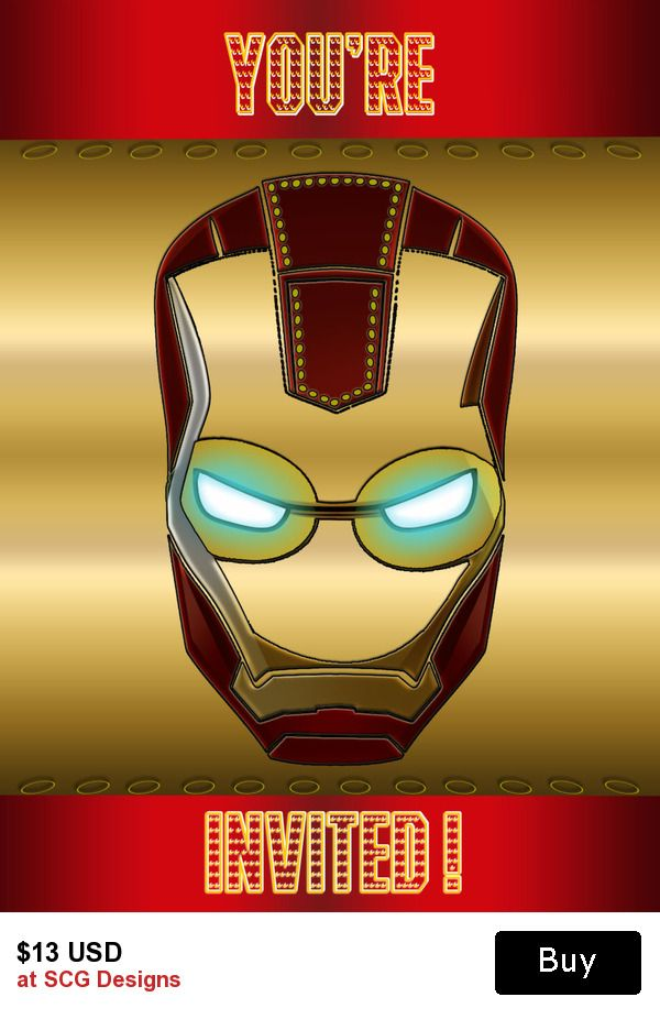 46 best ALL BOUT PARTY IDEAS/THEMES-IRONMAN images on Pinterest ...