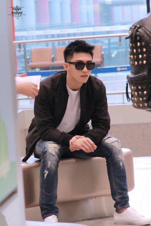 Johnny Huang Jingyu