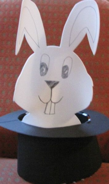 And for my next trick... - Easter bonnets for boys - Netmums