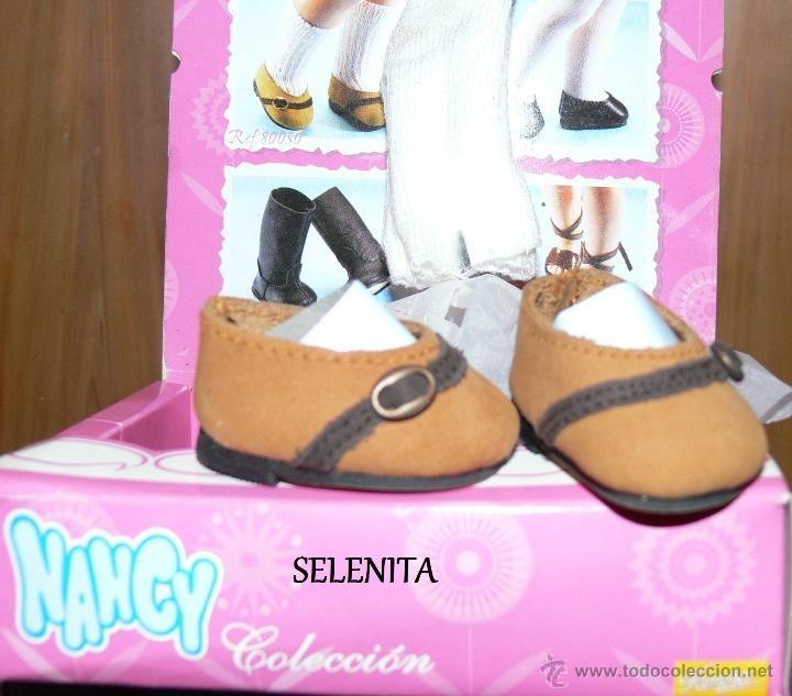 Zapatos originales de Nancy Famosa colección.A estrenar!!