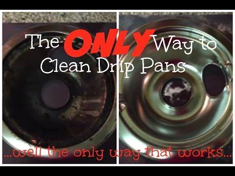 La meilleure façon de nettoyer votre poêle et vos casseroles!