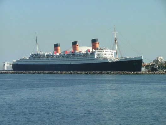 Most Haunted Places in America: The Queen Mary in Long Beach ...