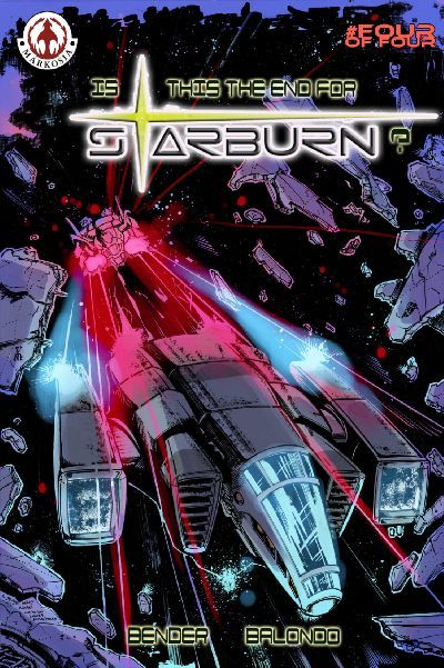 Check out Starburn #4 on @comixology