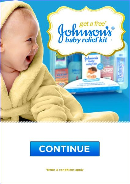Free Johnsons Products