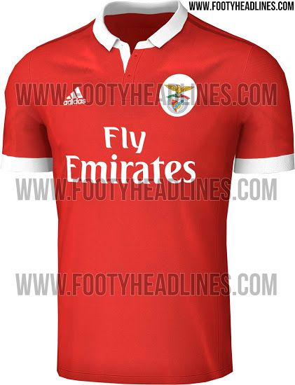 the latest 464d5 c59f3 Benfica Jersey 2017 Live