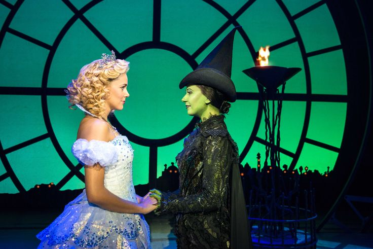 Wicked UK Tour, my review http://www.purplemum.com/2015/02/20/review-wicked-uk-tour/