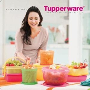 Katalog Tupperware Indonesia Reguler November 2012 - Mei 2013