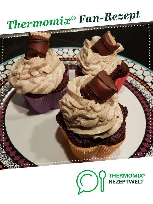 Kinder Bueno Cupcakes Von Schmapsi Ein Thermomix Rezept Aus Der