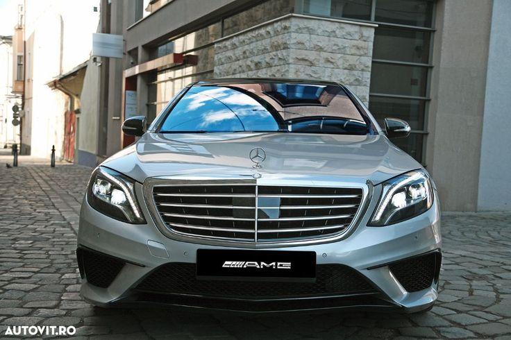 Second hand Mercedes-Benz S - 50 499 EUR, 175 000 km, 2014 - autovit.ro