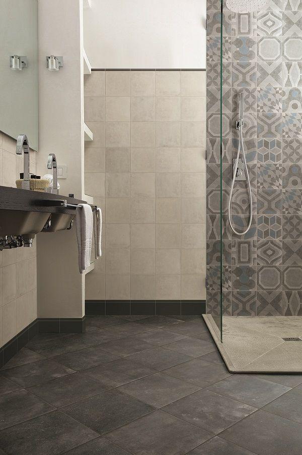 116 best bathroom tile ideas images on pinterest. Black Bedroom Furniture Sets. Home Design Ideas