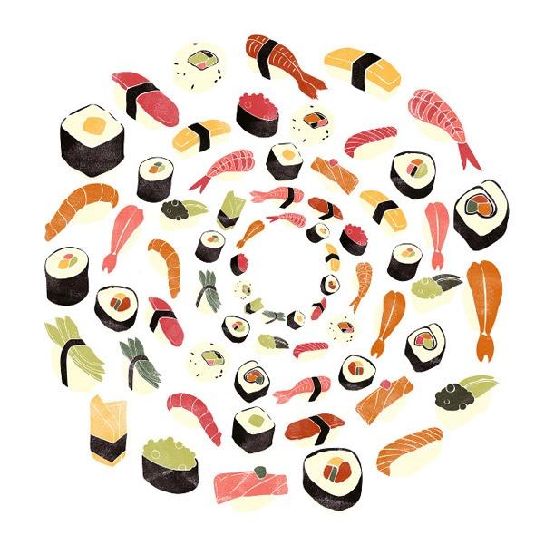 ¿Sushi para todos ?