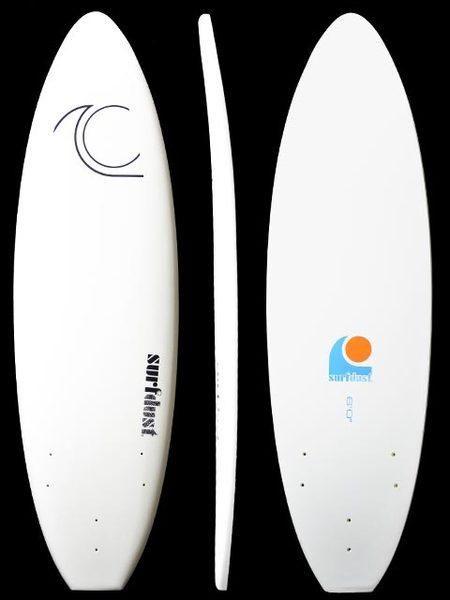SURFDUST SOFT SURFBOARD - Primo 6'0 Your Local Bodyboard Shop - Australia & Worldwide
